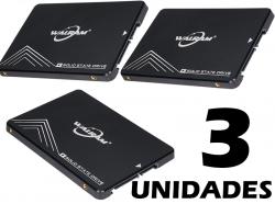 SSD Atacado 3 Unidades  Walram Ssd 120gb